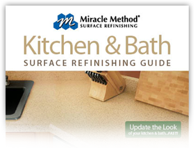 Flip through our online Surface Refinishing Guide!